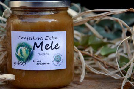 confettura extra mele golden